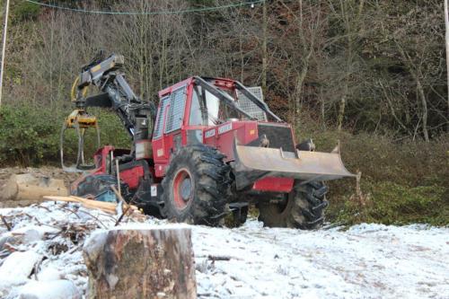 Tracteur Camox F140